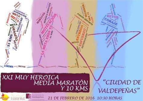 Media Maraton Valdepeñas 2016